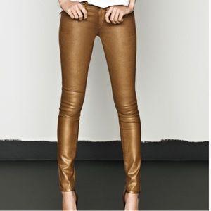 Rich & Skinny Legacy Skinny Jeans Bronzed NWT